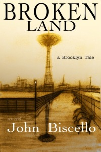 broken land, new cover