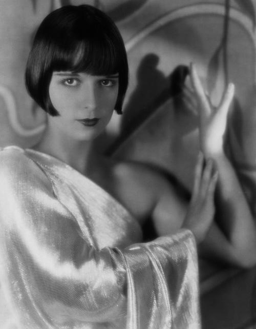 500 Louise Brooks bob hair 1920s flapper 4