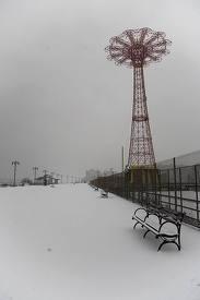 coney snow