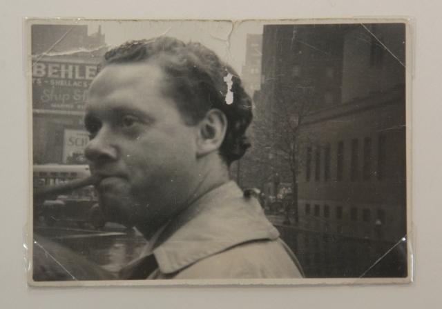 Dylan in NY