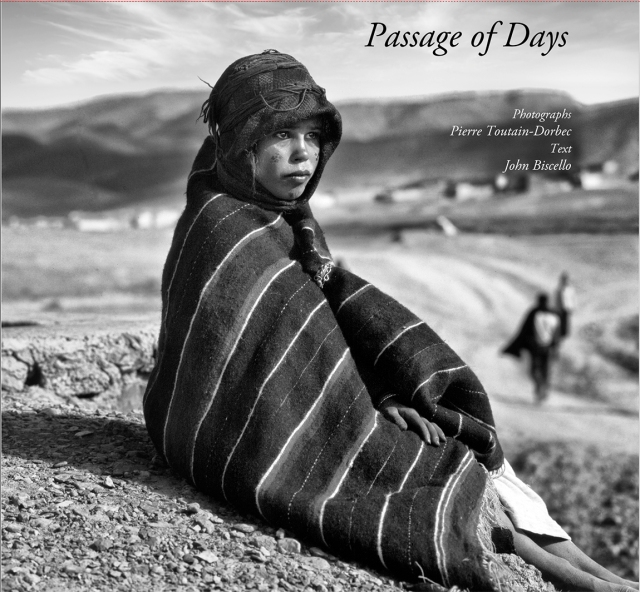 Toutain-Dorbec book Passage of Days Morocco